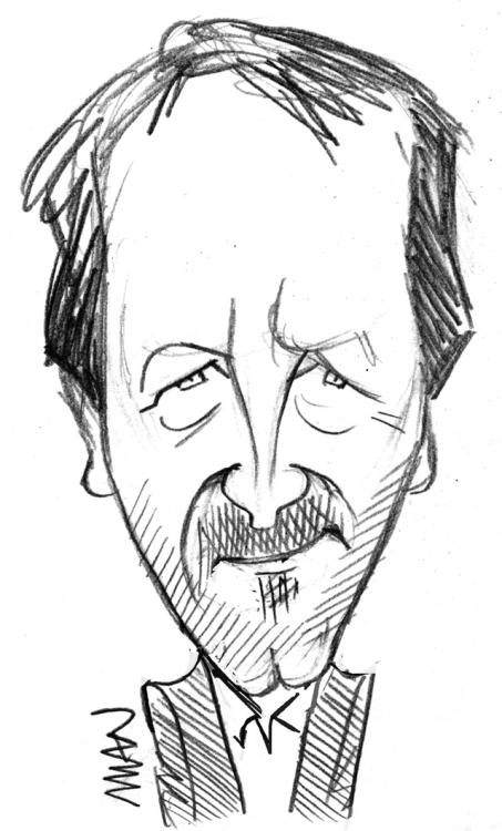 Caricature : Anglade J.H.