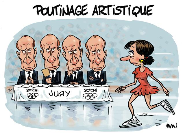 presse : Poutinage