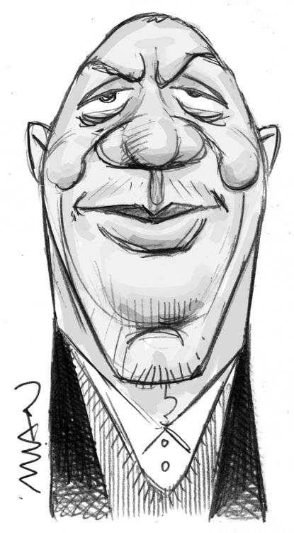 Caricature : Cosby Bill