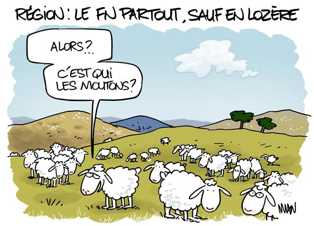 presse : Moutons